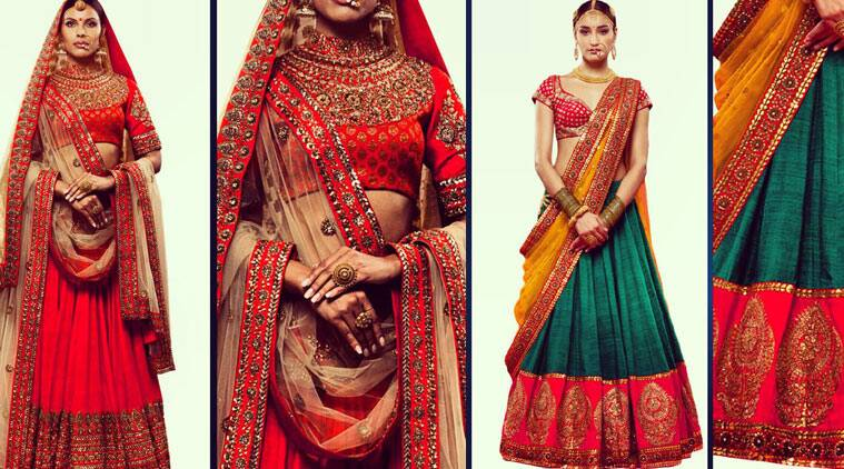 3 Ways How To Nail The Bridal Look The Indian Express