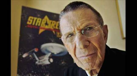 'Star Trek' actor Leonard Nimoy passes away