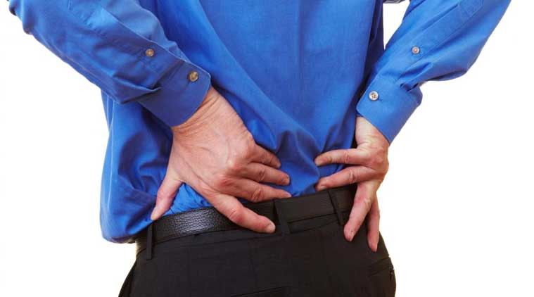Distractions, fatigue may trigger lower back pain
