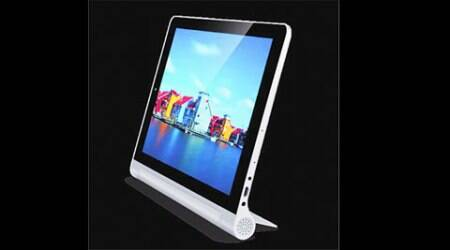 Launchpad: Flexible tablet