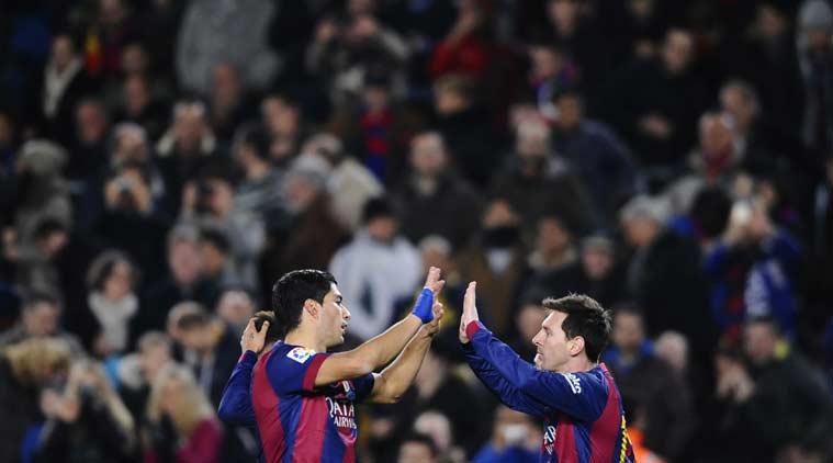 Luis Suarez, Barcelona, Suarez Barcelona Villareal, Barcelona, Suarez Barcelona, Barcelona Football, Football News, Football