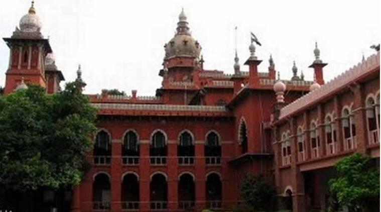 madras hc news, aiadmk news, india news, indian express news