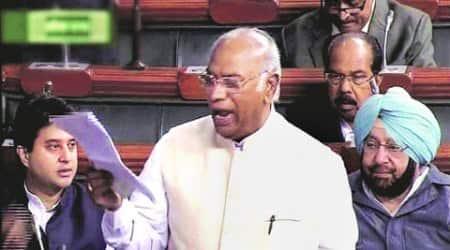 Panchayat polls: BJP snatching rights of women, Dalits with education criteria, says MallikarjunKharge