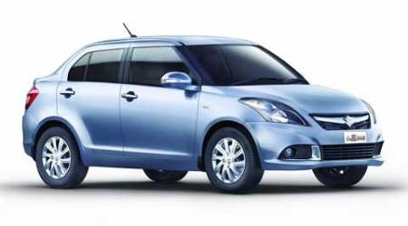 Maruti Swift DZire face-lift launched starting at Rs 5.07lakh