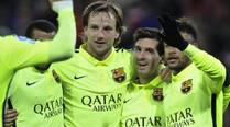Lionel Messi stars in Barcelona's 5-2 demolition of AthleticBilbao