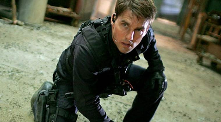Mission Impossible 5, Tom Cruise