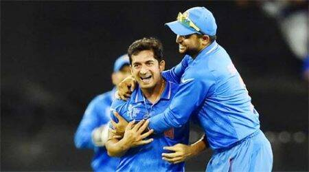 Mohit Sharma: Last-minute entrant is India's surprise weapon