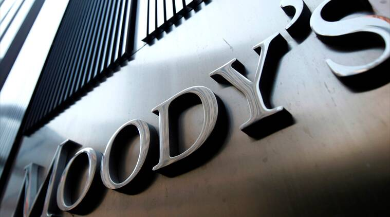 Moody's , Moody's Investors Service, banking, Government, government of india, indian government, GST, pay, pay commission, tax, India news, business news, indian express news