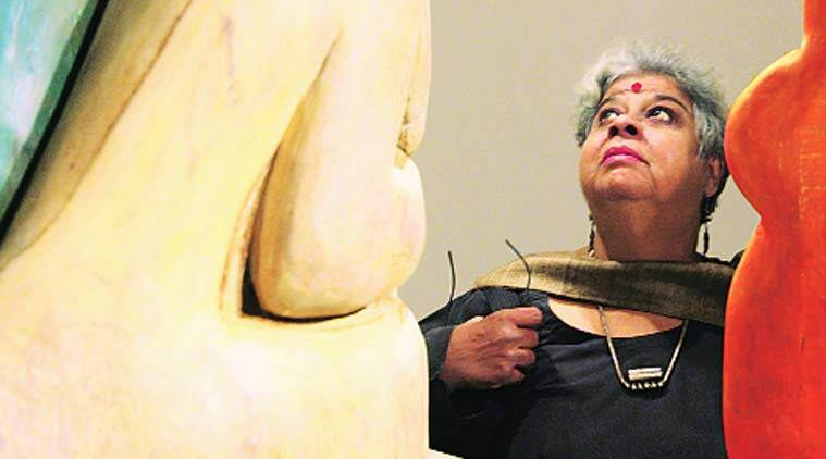 It is tragic that Mukherjee could not witness the impact made by her solo exhibition. She was meticulously involved in the mounting of the exhibition until her last days.