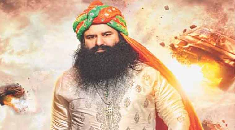 MSG review, MSG movie Review, MSG: The Messenger Of God review, Gurmeet Ram Rahim Singh Insaan, Dera Sacha Sauda,