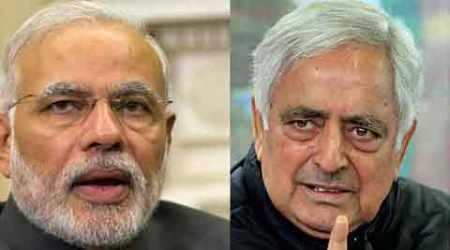 J&K govt formation: 'Few hitches' in BJP-PDP deal, Mufti-Modi meet may be delayed