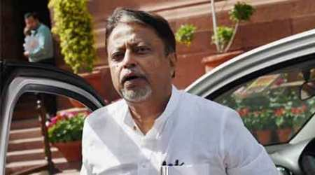 Mukul Roy keeps card close to chest