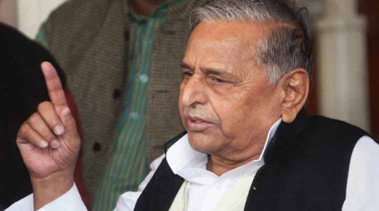 Mulayam Singh Yadav, Samajwadi Party, IPS officer Amitabh Thakur, UP government, Amitabh Thakur, UP news, india news, nation news