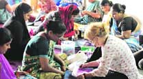 'Map the hurt': Dharavi women join dots on domesticviolence