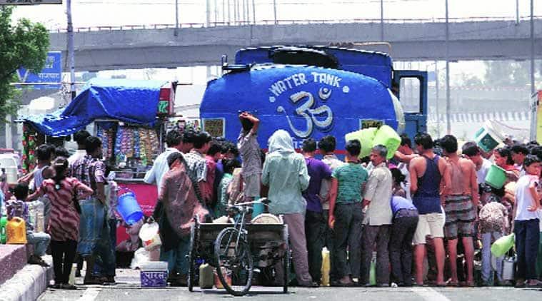 Munak canal, water flow meter, water meter, munak water meter, CLC, Munak CLC, DJB, delhi news, city news, local news, delhi newsline, indian express