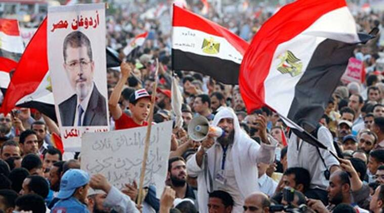 Thousands of Brotherhood supporters have been arrested and put on mass trials in a campaign which human rights groups say shows the government is systematically repressing opponents.