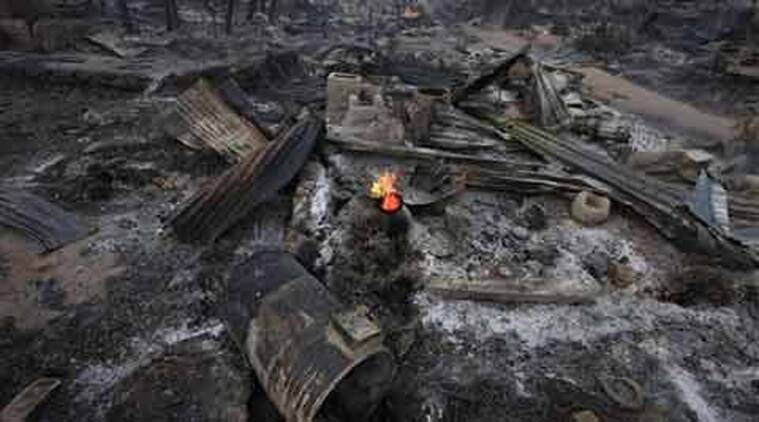 myanmar clashes, Myanmar soldiers, myanmar ethnic insurgents, Clashes, Myanmar news, asia news, indian express