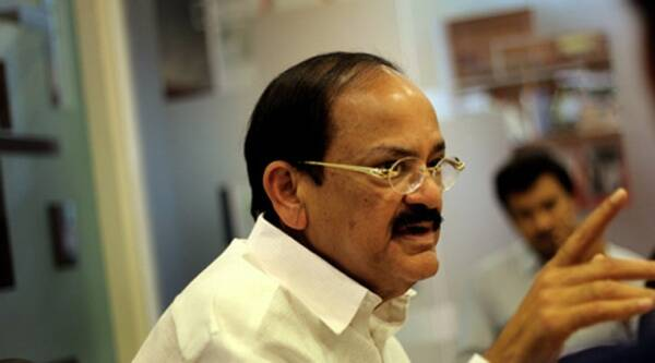 Naidu reached out to the Congress party seeking its cooperation for the smooth functioning of parliament.