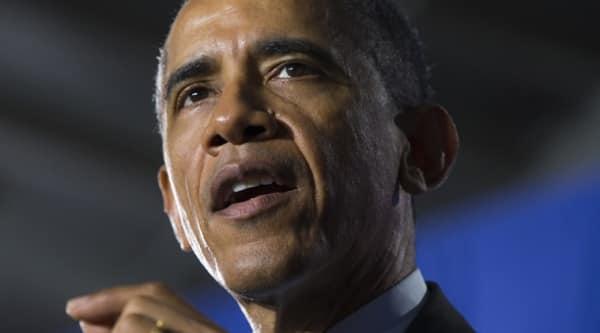 President Barack Obama. (Source: AP)