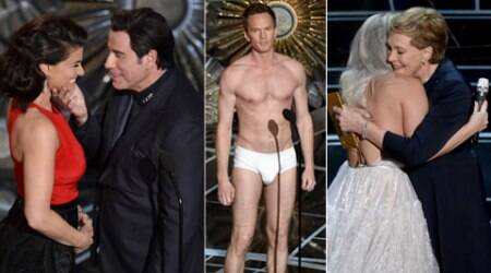 The Oscar Moments