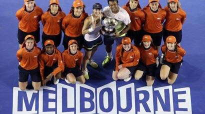 Australian Open: Grand Slam title no.15 for Leander Paes