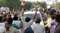 Govind Parsare Attack: CPI protests against shooting of comrades