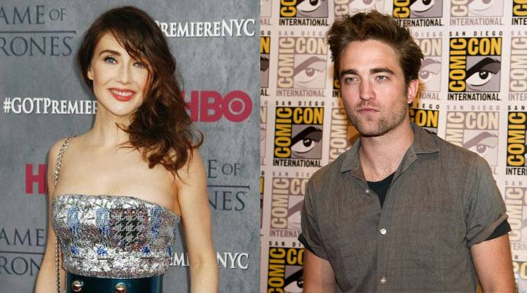Robert Pattinson, Game of Thrones, Carice van Houten, Martin Koolhoven, Brimstone