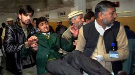 Pakistan sentences 7 to death over Peshawar school attack that killed over 150people
