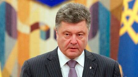 Ukraine President says troop deaths 'serious breach' of truce