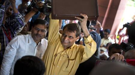 Can't tell passengers we will take you on board but won't care for your needs: Railway Minister Suresh Prabhu