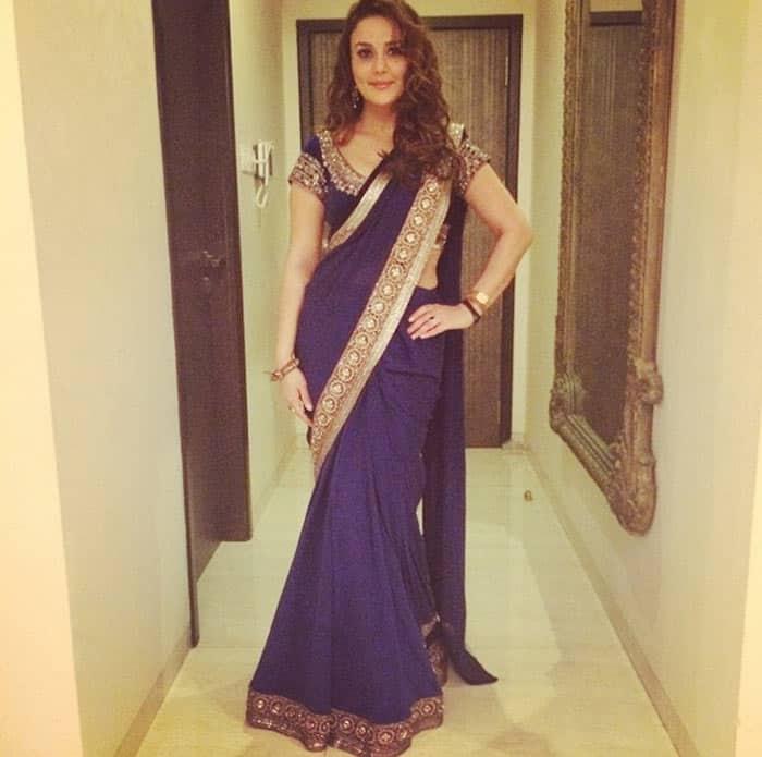 Preity Zinta, Sanjay Hinduja wedding