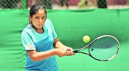 Prinkle selected in Indian team for Thailand under-14tournament