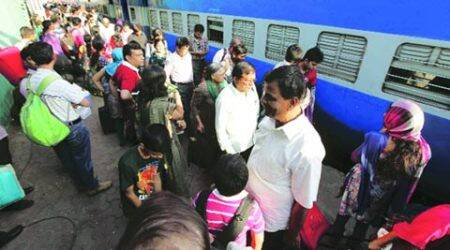 Pune's hopes dashed, no new train in Prabhu's budget speech