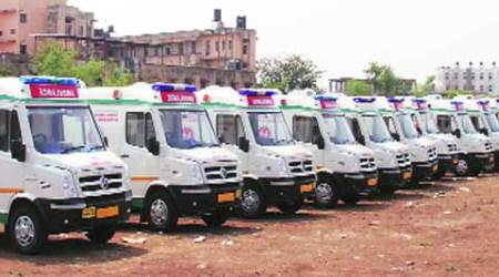 Helplines: Ambulances for accident victims, pregnant women