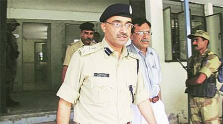 Gujarat IPS officer Rahul Sharma who took on govt to retire