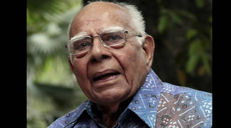 ram jethmalani, ram jethmalani black money, jethmalani, india news, indian express news