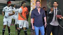 PHOTOS: Ranbir, Arjun play football; Ajay, Sushant are busy