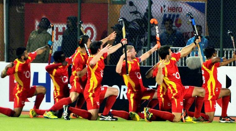 Hockey India League, HHIL 2015, 2015 HHIL, Ranchi Rays vs UP Wizards, UP Wizards vs Rabchi Rays, Hockey News, Hockey