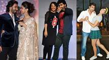 Love is in  the air: What Deepika-Ranveer, Ranbir-Katrina, Arjun-Sonakshi should do this Valentine's Day