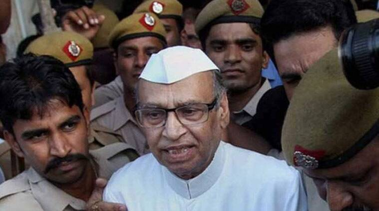 Masood, a Rajya Sabha MP, was sentenced to four years in jail in September 2013 by a CBI court in Delhi.