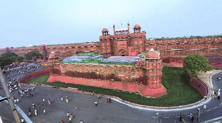 Asi Served Rs 2 Crore Water Bill For Red Fort The Indian