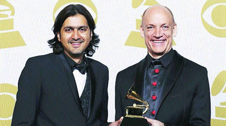Ricky Kej, talk, inteview, Grammy Awards, Grammy, Wouter Kellerman, New Age album,  57th Grammy Awards,  taples Center