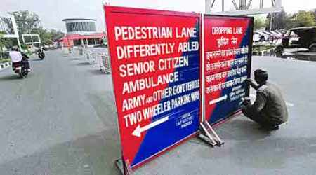 Railway station VIP lane: GRP relents, but only a bit