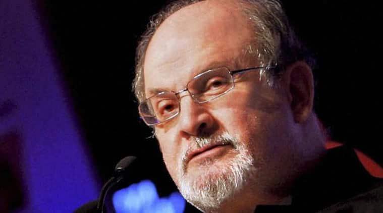 File photo of Salman Rushdie