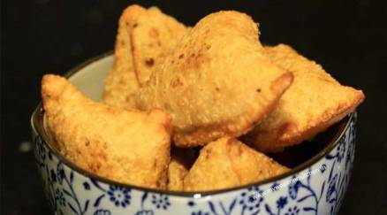 Samosa recipe: How to make your favourite snack at home