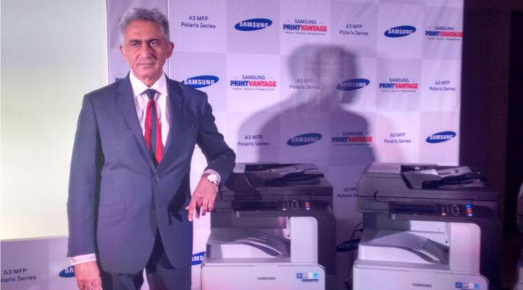 samsung, enterprise printers, Multi Function Printer