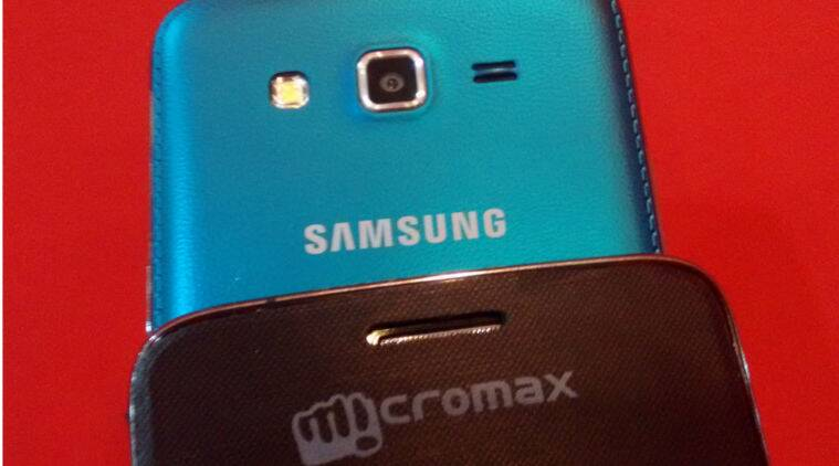 micromax, samsung, counterpoint,