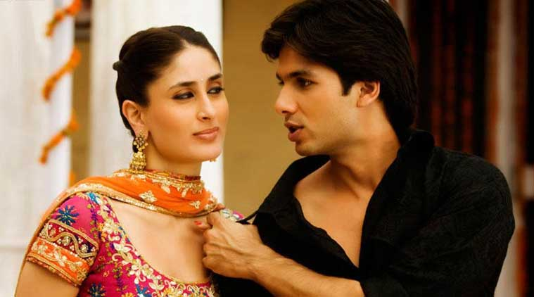 Shahid Kapoor, Shahid Kapoor actor, Shahid Kapoor news, Kareena Kapoor, Kareena Kapoor news, Kareena Kapoor shahid kapoor, Kareena Kapoor Khan, Kareena Kapoor, Shahid Kapoor films, Shahid Kapoor movies, Shahid Kapoor interview, enteratinment news,