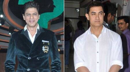 Aamir and Shah Rukh Khan rule the International Indian Box Office
