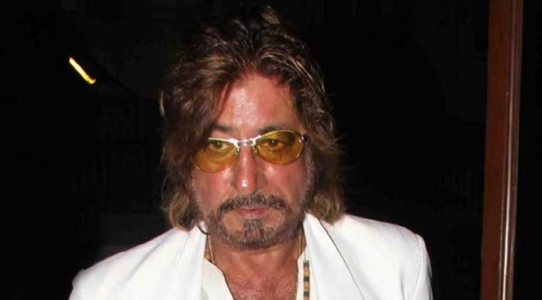 Shakti Kapoor was shooting along with his co-stars in the city when a crowd gathered to meet the Bollywood celebrities.